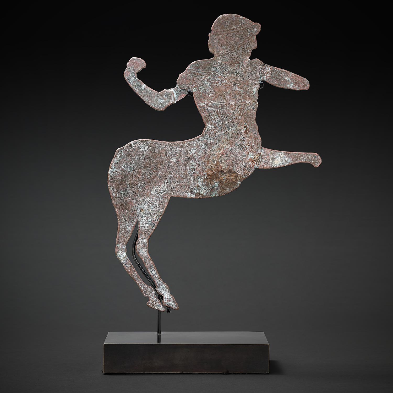 A Bronze Centaur Fragment