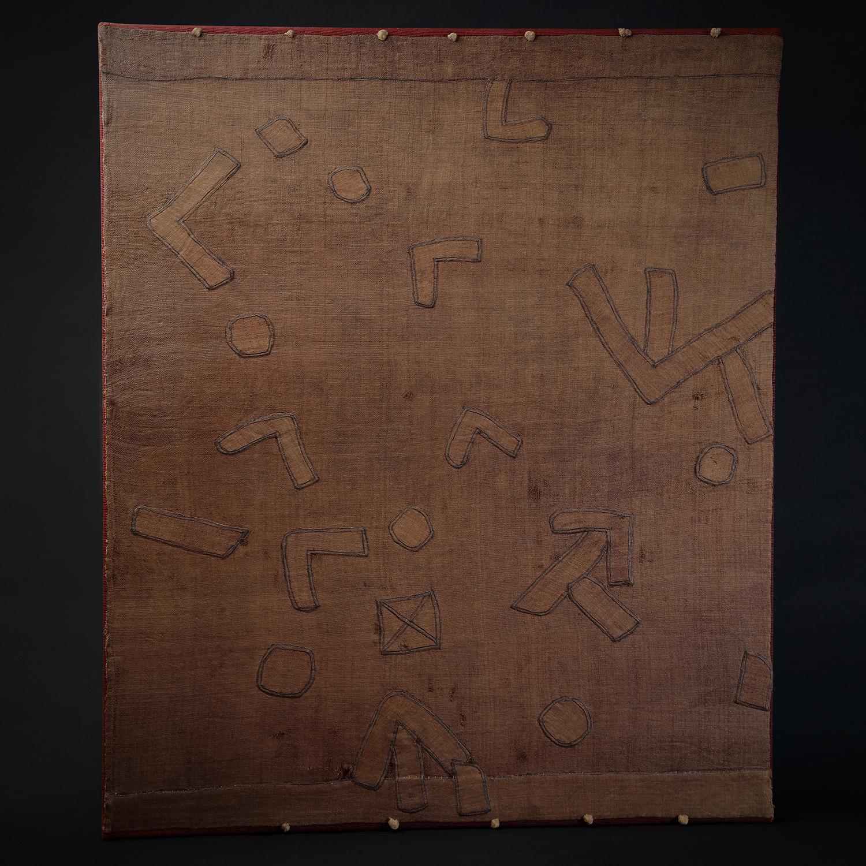 Congo Ceremonial Tapestry